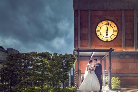 |婚禮紀實 |建安+怡伶|維多麗亞酒店|