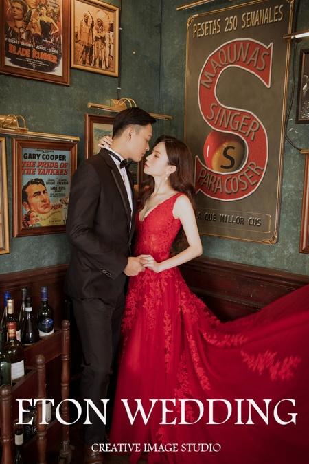 2020台北婚紗基地推薦💖台北伊頓婚紗推薦