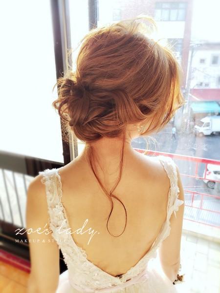 佐伊小姐-LULU新娘