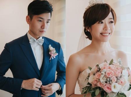 婚禮紀錄 | 台北威斯汀六福皇宮-迎娶+晚宴(度比)