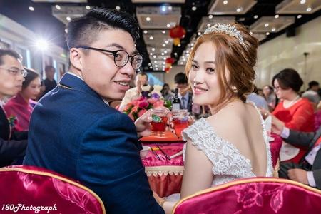 學謙&乙虹 結婚紀錄 通霄青松園餐廳