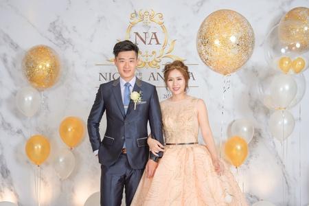 婚禮紀錄 Nick & Angela 婚宴 婚禮紀實 婚攝@維多麗亞酒店