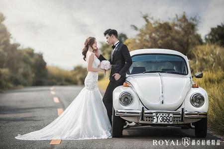 主題婚紗攝影【向著幸福】
