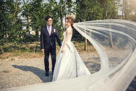 婚禮紀錄竟然比婚紗照還美/台中清新溫泉