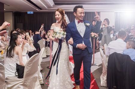 奔跑少年婚禮紀錄 / 平面攝影 / 喜來登