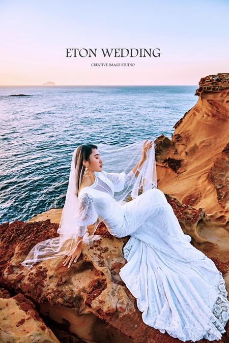 😍絕美婚紗攝影😍 南雅奇岩海岸婚紗