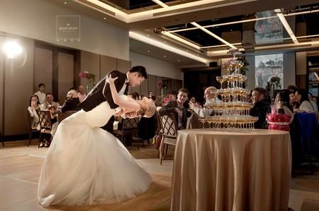婚禮紀錄 | WEDDING 萬豪酒店  儀式宴客 | 綠攝影像