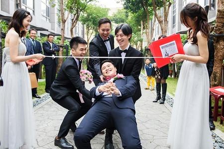 婚攝夏禾葉 | 南崁尊爵 | 饅頭爸團隊