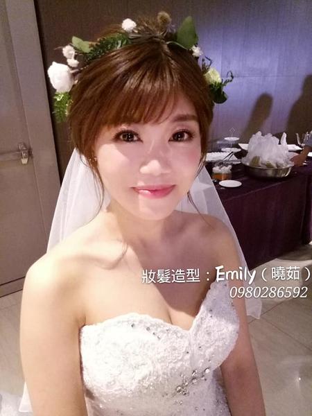 Bride-蓉珊訂結晚宴(苗栗君樂飯店)