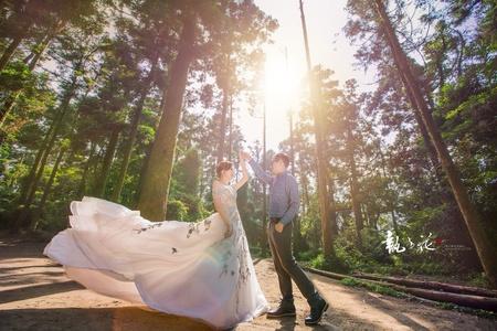 | 黑森林 • 花卉試驗中心 • 陽明山婚紗攝影.v1 |