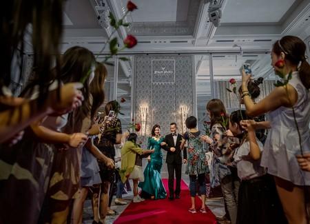 婚禮紀錄 | WEDDING 文華東方 單宴客 | 綠攝影像