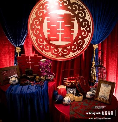 【桌面套餐】新東方古典
