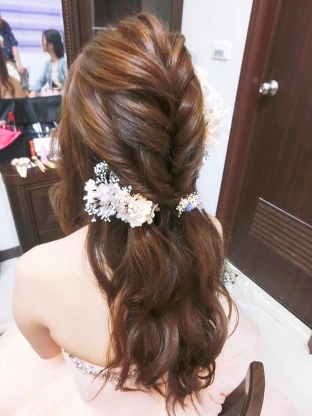 佐伊小姐-新娘圈圈