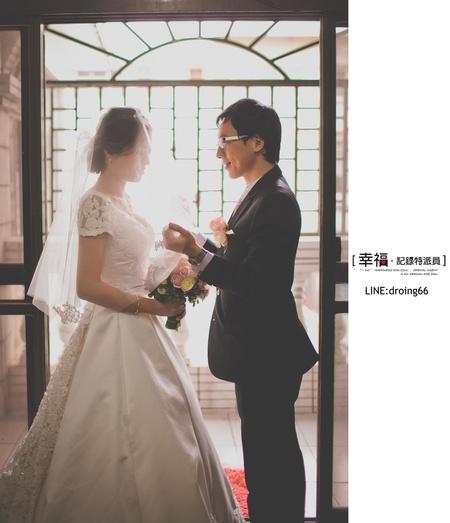 【婚禮記錄】- 我的快樂只有妳能於我分享 花蓮美侖大飯店