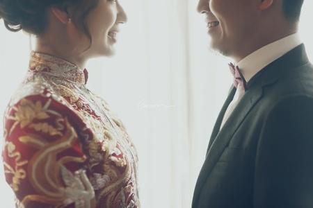 [婚禮攝影] JUSTIN+SONIA / 婚攝培根@台北福華