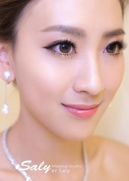 新秘作品~makeup by~Saly(空姐新娘)