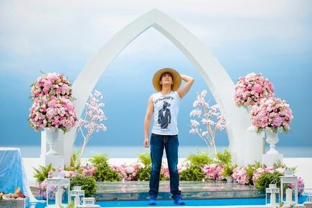 求婚紀錄 -- 晶宴海洋莊園