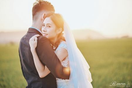 RenRen|魏沐 慕朵影像|冉冉婚紗