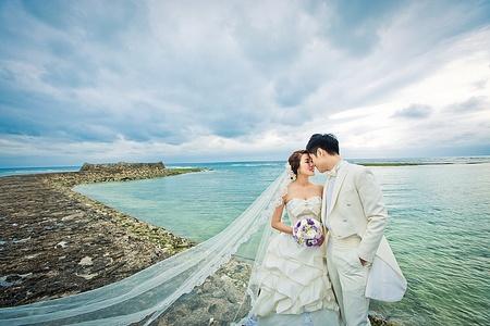 『海外婚紗』沖繩 日系可愛甜美風