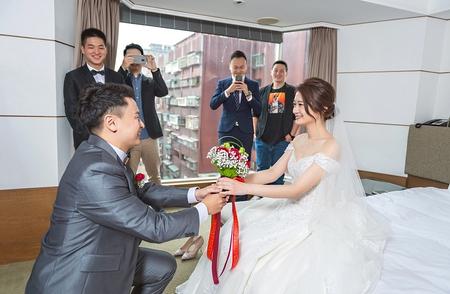 Mr.Lu+Miss.Chen-台北晶華酒店