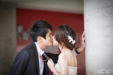 婚禮紀錄WEDDING | 台南自宅| 幸運草攝影工坊