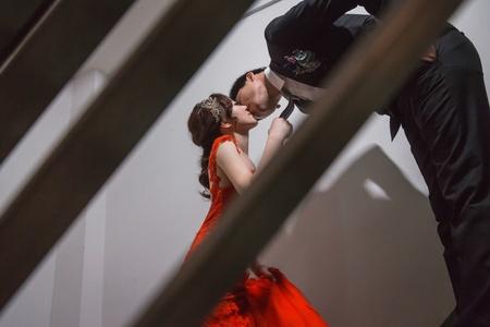 [婚攝] 台北大直 仁和齋食尚喜宴 | 婚禮紀錄 | 其霖&凱婷 - 奔跑少年