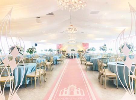 百萬景觀室內婚禮