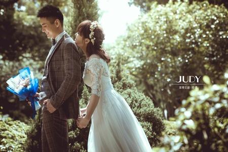 昆維❤️俞晴 | JUDY文創.婚禮 | 婚紗照 | 台北外拍景點 | 大同大學 | 集食行樂