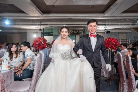 婚禮紀錄WEDDING | 台南-丸三海鮮餐廳華平館  | 幸運草攝影工坊