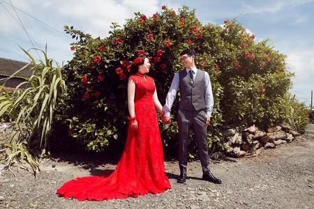 婚攝婚禮紀錄|古厝自宅|Inge Studio英格影像
