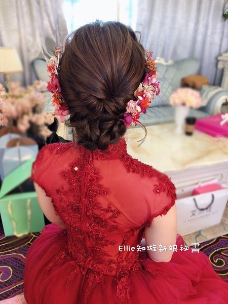 Wedding小臻結婚造型