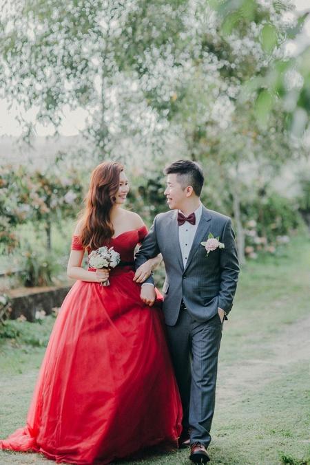 Luke & Belle / 美式婚禮 / 世華植物工場