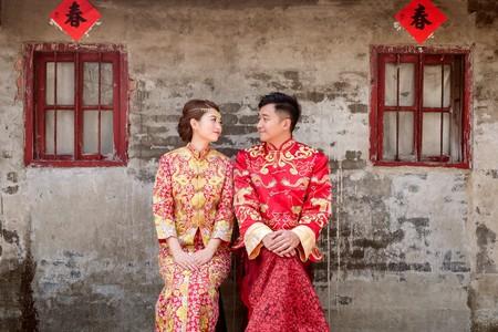 婚攝婚禮紀錄|苗栗自宅|Inge Studio英格影像