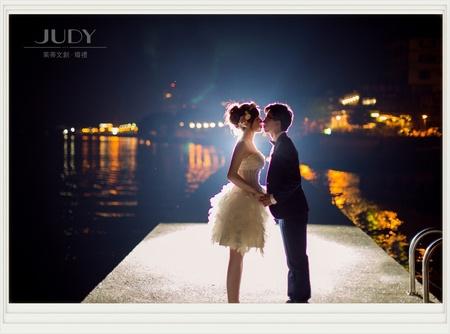 鎮彥❤️憶陽 | JUDY文創.婚禮 | 台北外拍景點 | 淡水小白宮 | 真理教堂 |