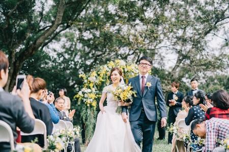 Ching Lun & Feng Yi / 顏氏牧場 / 美式婚禮