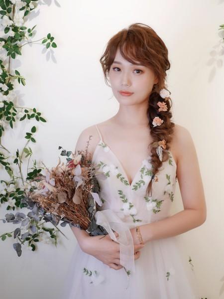 【Chiao楚喬】浪漫辮子頭