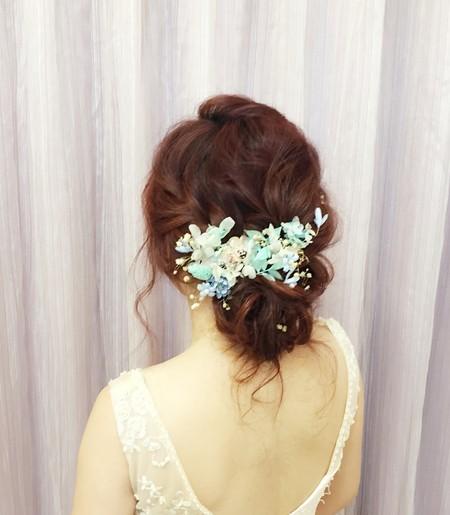 浪漫仙氣編髮