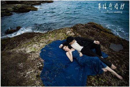 幸福感婚紗 攝影師-狐狸