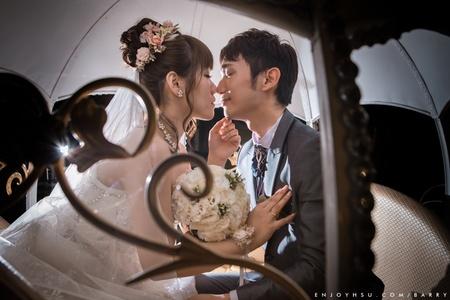 [婚攝]-鈺鈞&筠庭 婚禮記錄 @ 台北青青食尚花園會館 凡爾賽廳 #婚攝百毅