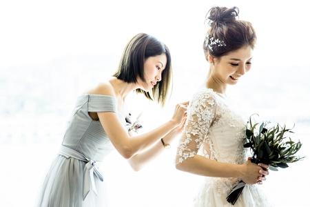 [ 婚攝 ] 君凱 & 姿蓉 婚禮紀錄@基隆彭園