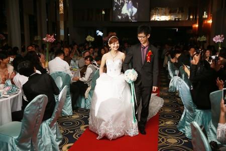 一起踏出我們的一小步 ♥ 新竹晶宴 ♥ 迎娶+晚宴