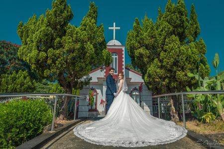 婚禮紀錄WEDDING | 台南-楠西福來梅子雞餐廳  | 幸運草攝影工坊