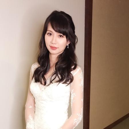 Vera結婚造型@中國麗緻酒店