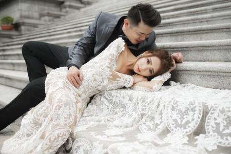 Weisheng❤Yating  新竹vanessa 手工婚紗。攝影工作室