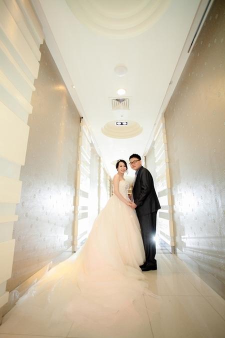 [婚禮攝影] 威至&昕孜 / 訂婚 / 雅園新潮