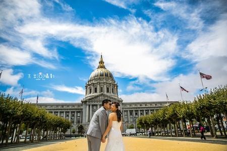 『2014 海外婚紗』舊金山  Oversea in san francisco