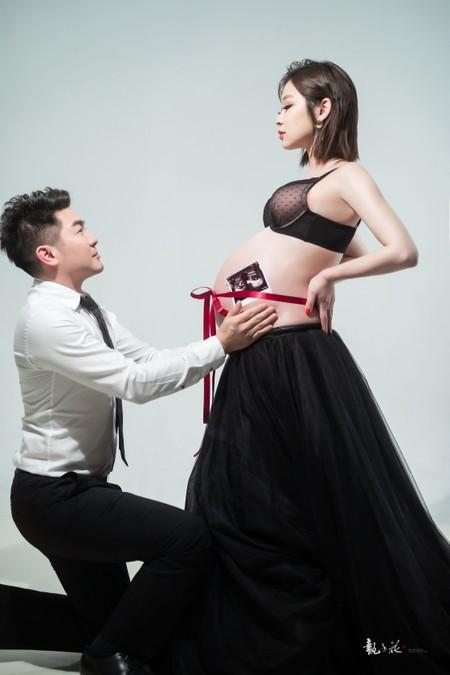   時尚 • 個性 • 唯美孕婦寫真 • 一次滿足  
