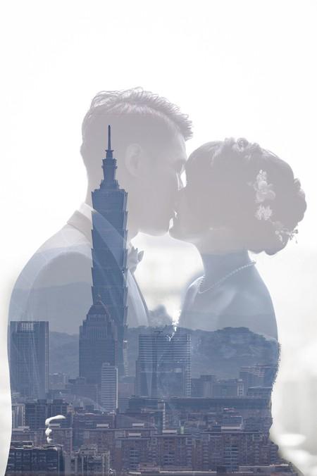 婚禮紀錄 l 小熊維尼 l 台北萬豪酒店