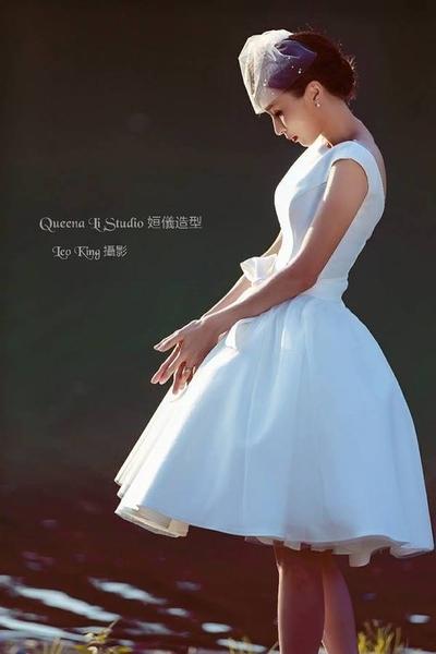 賽西亞手工婚紗