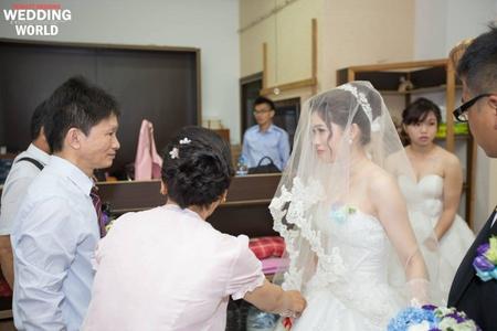 婚禮紀錄WEDDING | 嘉義自宅 | 幸運草攝影工坊